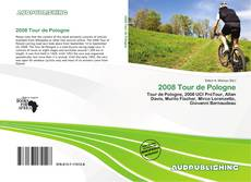 Bookcover of 2008 Tour de Pologne