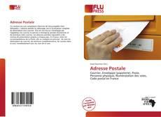 Bookcover of Adresse Postale