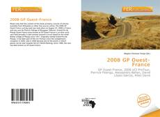 Bookcover of 2008 GP Ouest-France