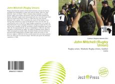 Bookcover of John Mitchell (Rugby Union)