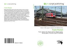 Capa do livro de Train Postal