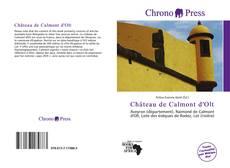 Capa do livro de Château de Calmont d'Olt