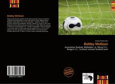 Buchcover von Bobby McKean