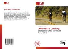 Bookcover of 2008 Volta a Catalunya