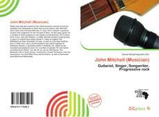 Capa do livro de John Mitchell (Musician)