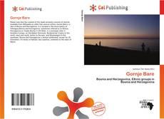 Capa do livro de Gornje Bare