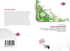 Bookcover of Clare Buckfield