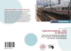 Couverture de Ligne de Longeray - Léaz au Bouveret