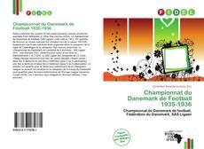 Bookcover of Championnat du Danemark de Football 1935-1936