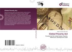 Bookcover of Global Poverty Act