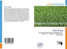 Bookcover of John Greig