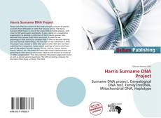 Copertina di Harris Surname DNA Project