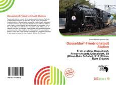 Düsseldorf-Friedrichstadt Station kitap kapağı