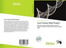 Couverture de Lost Colony DNA Project
