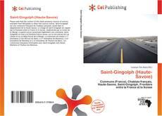 Bookcover of Saint-Gingolph (Haute-Savoie)