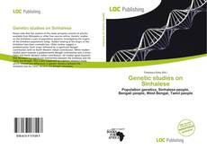 Portada del libro de Genetic studies on Sinhalese