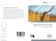 Bookcover of Basque Economic Agreement