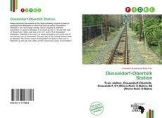 Düsseldorf-Oberbilk Station kitap kapağı