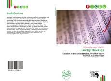 Обложка Lucky Duckies