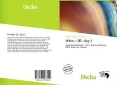 Buchcover von H-hour (D- day )