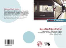 Düsseldorf-Rath Station kitap kapağı