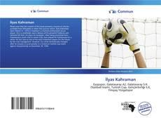 İlyas Kahraman kitap kapağı