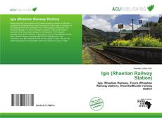 Bookcover of Igis (Rhaetian Railway Station)