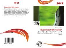 Düsseldorf-Bilk Station kitap kapağı