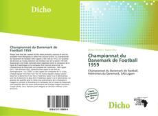 Bookcover of Championnat du Danemark de Football 1959