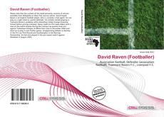 Portada del libro de David Raven (Footballer)