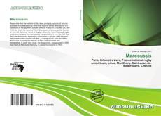 Marcoussis kitap kapağı