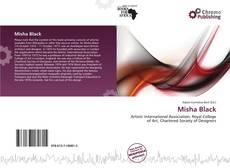 Misha Black kitap kapağı