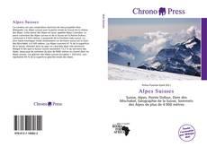 Alpes Suisses kitap kapağı