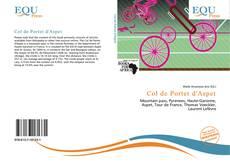 Bookcover of Col de Portet d'Aspet