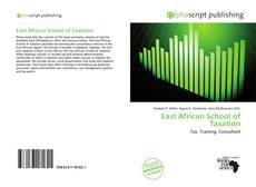 Copertina di East African School of Taxation