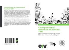 Bookcover of Championnat du Danemark de Football 1983