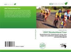 Bookcover of 2007 Deutschland Tour