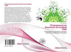 Bookcover of Championnat du Danemark de football 1986