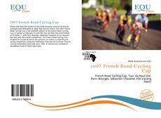 Bookcover of 2007 French Road Cycling Cup