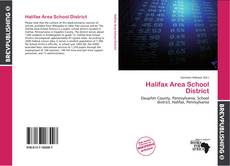 Bookcover of Halifax Area School District