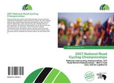 Bookcover of 2007 National Road Cycling Championships