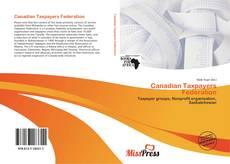 Capa do livro de Canadian Taxpayers Federation