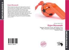 Bookcover of Erjon Rizvanolli