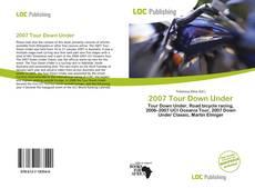 Обложка 2007 Tour Down Under