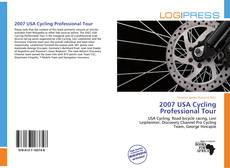 2007 USA Cycling Professional Tour的封面