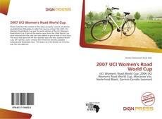 Buchcover von 2007 UCI Women's Road World Cup