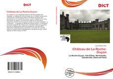 Château de La Roche-Guyon kitap kapağı