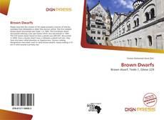 Brown Dwarfs kitap kapağı