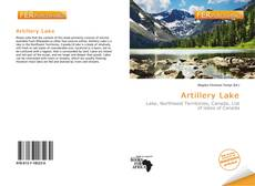 Bookcover of Artillery Lake