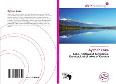 Bookcover of Aylmer Lake